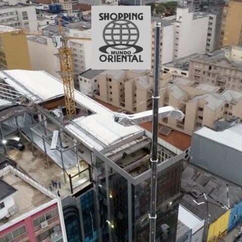 Shopping mundo oriental