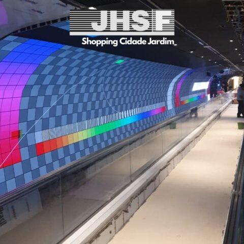 Shopping Cidade Jardim – Túnel